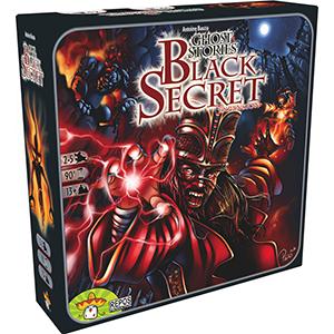 Black Secret: Ghost Stories -  Asmodee