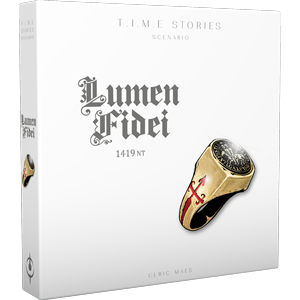 Lumen Fidei - Time Stories -  Space Cowboys