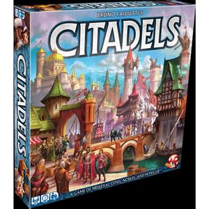 Citadels: 2016 - Windrider Games
