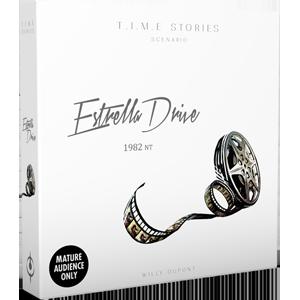 Estrella Drive: T.I.M.E. Stories  -  Asmodee