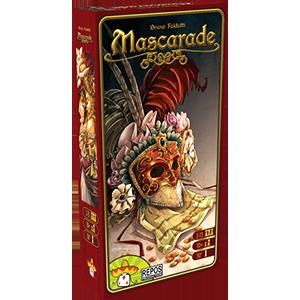 Mascarade -  Asmodee