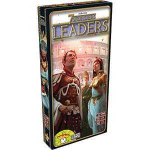 7 Wonders: Leaders -  Asmodee