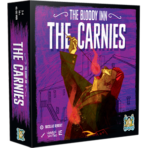 The Carnies: The Bloody Inn (T.O.S.) -  Pearl Games