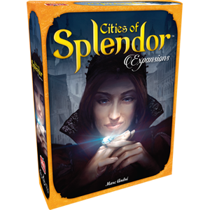 Cities of Splendor -  Asmodee