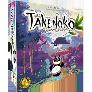Takenoko (T.O.S.) -  Asmodee