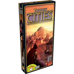 7 Wonders: Cities -  Asmodee