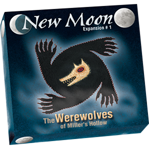 Werewolves of Millers Hollow New Moon Expansion -  Asmodee