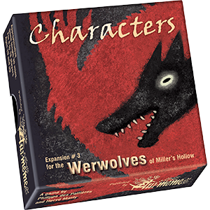 Werewolves of Millers Hollow Character Expansion -  Asmodee