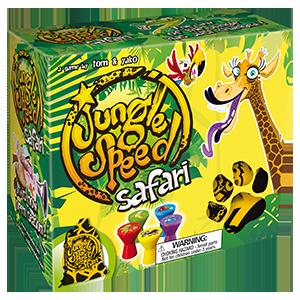 Jungle Speed Safari -  Asmodee
