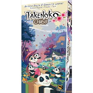 Takenoko: Chibis Expansion (T.O.S.) -  Asmodee