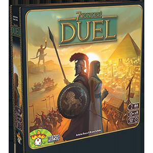 7 Wonders Duel -  Asmodee