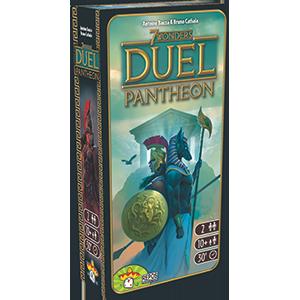 Pantheon: 7 Wonders Duel -  Asmodee