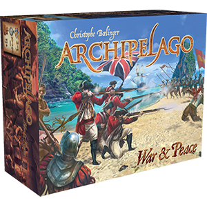 Archipelago: War and Peace Expansion -  Asmodee