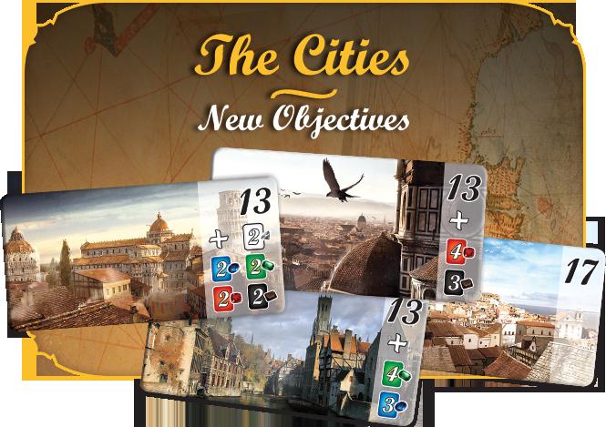Cities of Splendor: The Cities