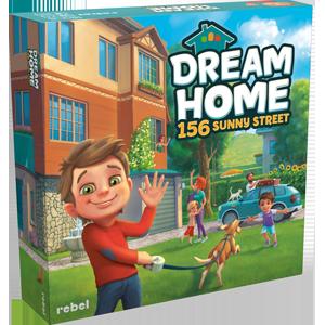 156 Sunny Street: Dream Home -  Asmodee