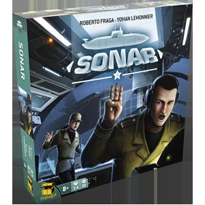 Sonar - Matagot Games