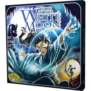Ghost Stories: White Moon -  Asmodee