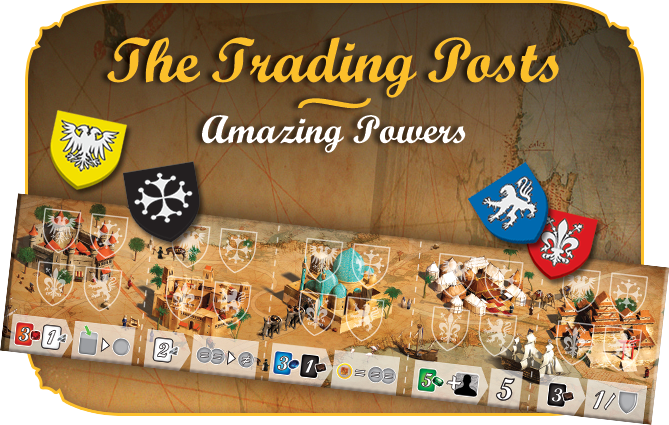City of splendor: The Trading Posts