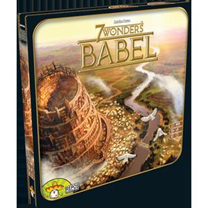 7 Wonders Babel - Asmodee