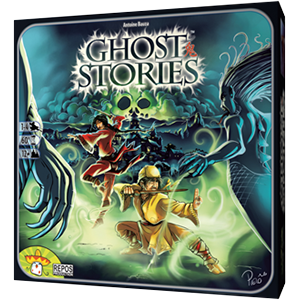 Ghost Stories -  Asmodee